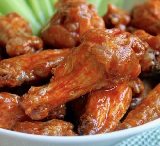 Buffalo Wings (aka Hot Wings) No Frying Involved!