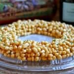 Cicerchiata (Struffoli): a Honey Sweetened Italian Christmas Treat (Mini Pastry Balls in Honey)