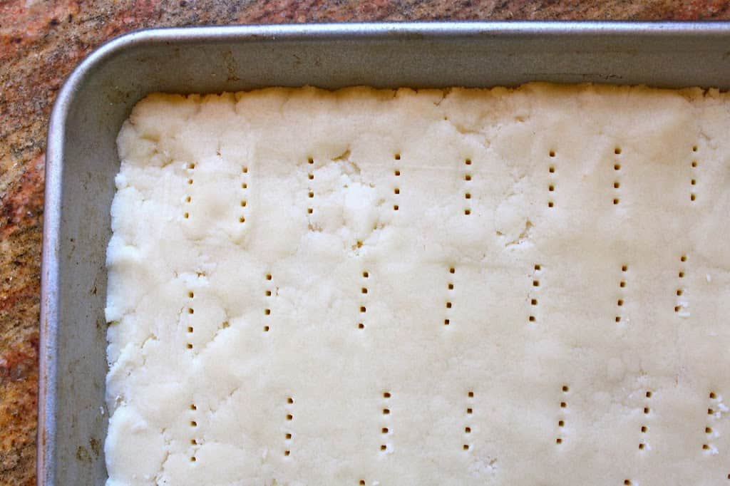 shortbread Base