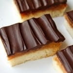 Authentic Millionaire's Shortbread or Caramel Shortcake (Shortbread with Caramel and Chocolate)