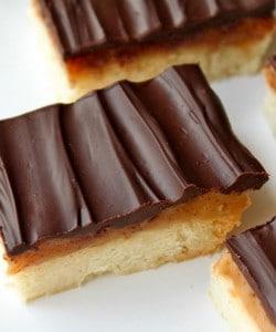 Millionaire's Shortbread, aka Caramel Shortcake