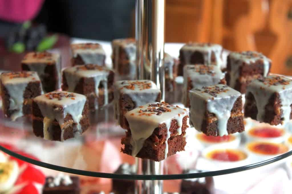 Chocolate Petit Fours Perfect For Valentine S Day