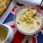 Real, Homemade Custard