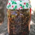Mincemeat Filling for Pies ~ Make it Now for Christmas Gifts in December
