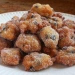 Traditional Italian Rice Fritters/Doughnuts       for St. Joseph's Day (Frittelle di Riso di San Giuseppe)