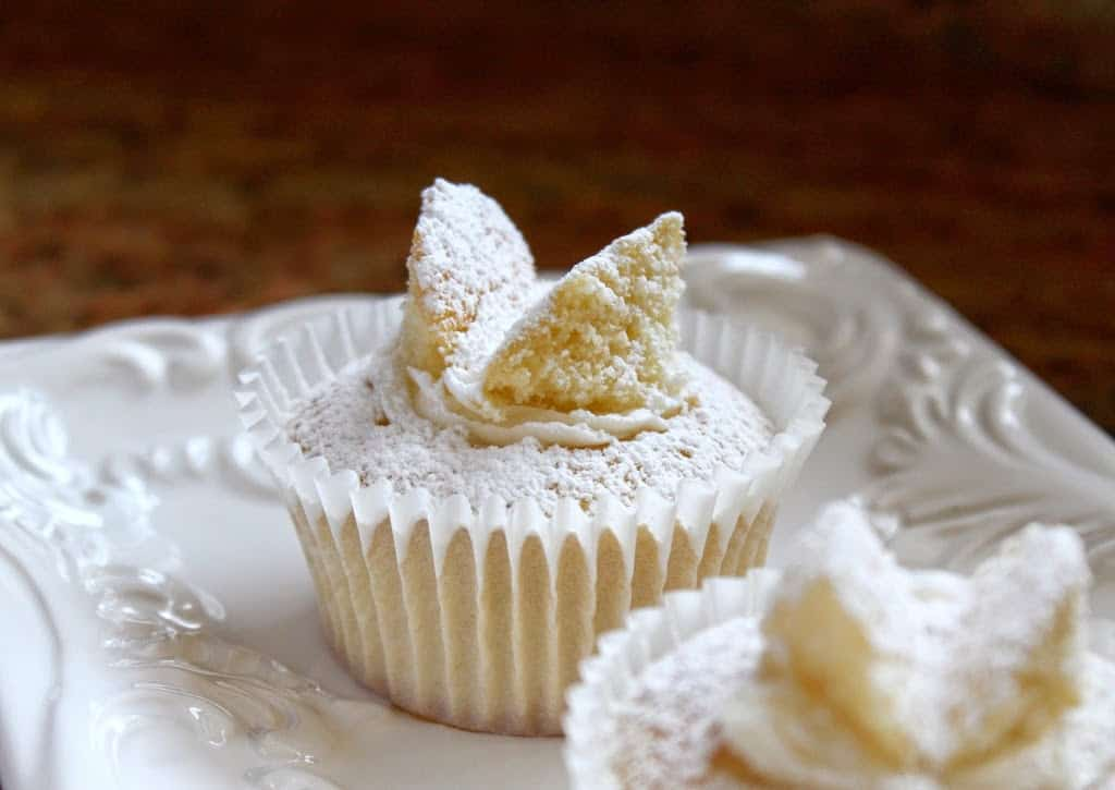 Can I Use Plain Flour For Fairy Cakes