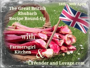 rhubarb fool recipe with cream