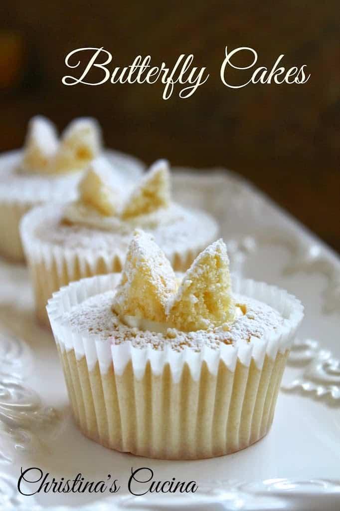 Fairy cakes recipe using cup measurements