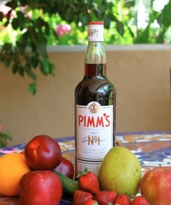How to Make a Proper Pimm's Cup