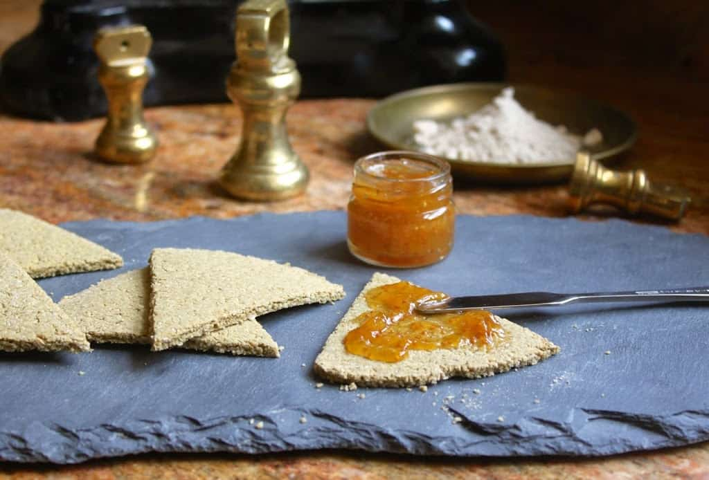 Scottish Oatcakes and recipe