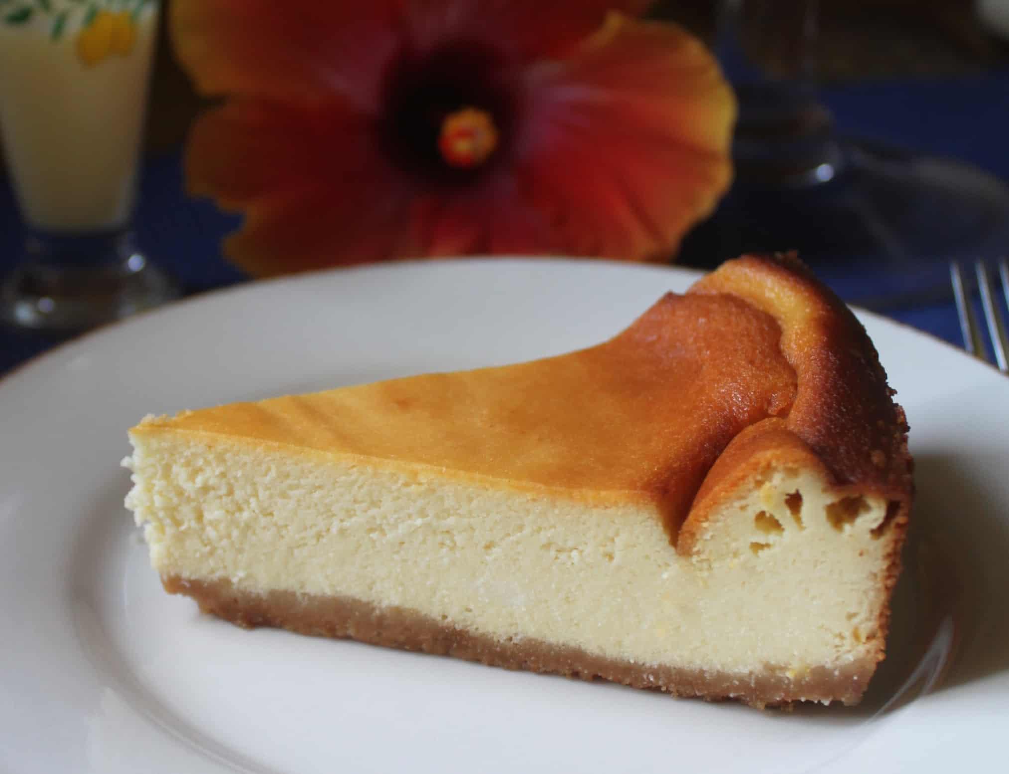 Italian Cheese Cake Image