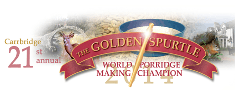 Attending the BBC Good Food SHow and the Golden Spurtle
