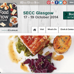 My Scottish Food Adventure and The BBC Good Food Show -Scotland!