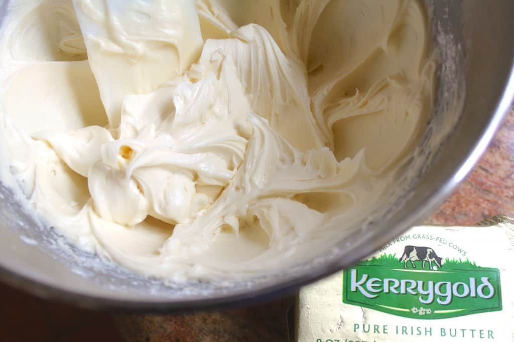 Kerrygold butter icing