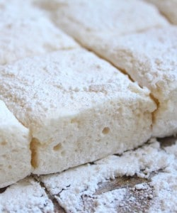 How to Make Homemade Marshmallows (without Corn Syrup)