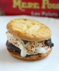 French s'more