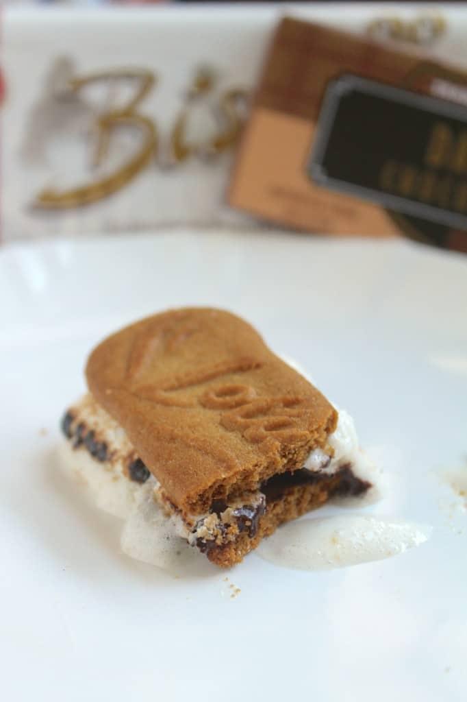 belgian biscoff s'mores