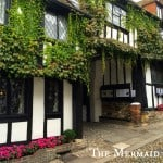 Stepping Back in Time at The Mermaid Inn, Rye (UK)