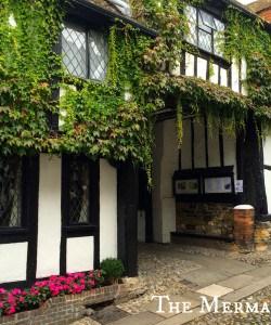 Stepping Back in Time at The Mermaid Inn, Rye (UK)