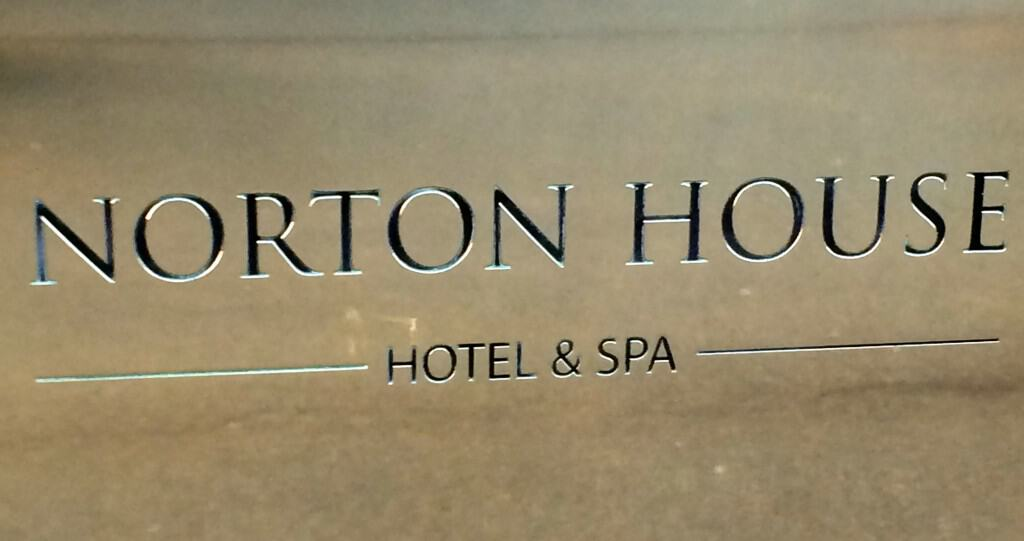 Norton House Sign