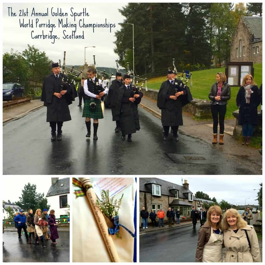 Carrbridge parade