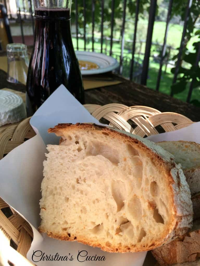 Bread and Wine in Italy