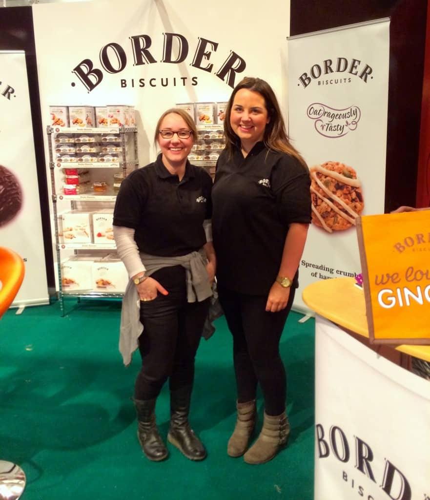 Border Biscuit girls