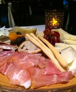 BICE Italian Restaurant and How to Make an Awesome Cheese Platter