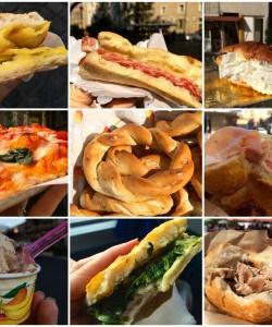 Top Nine Handheld Snacks Not to Miss in Italy