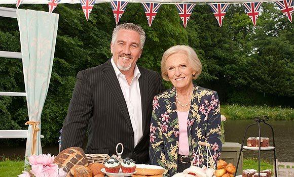 Great British Bake Off photo