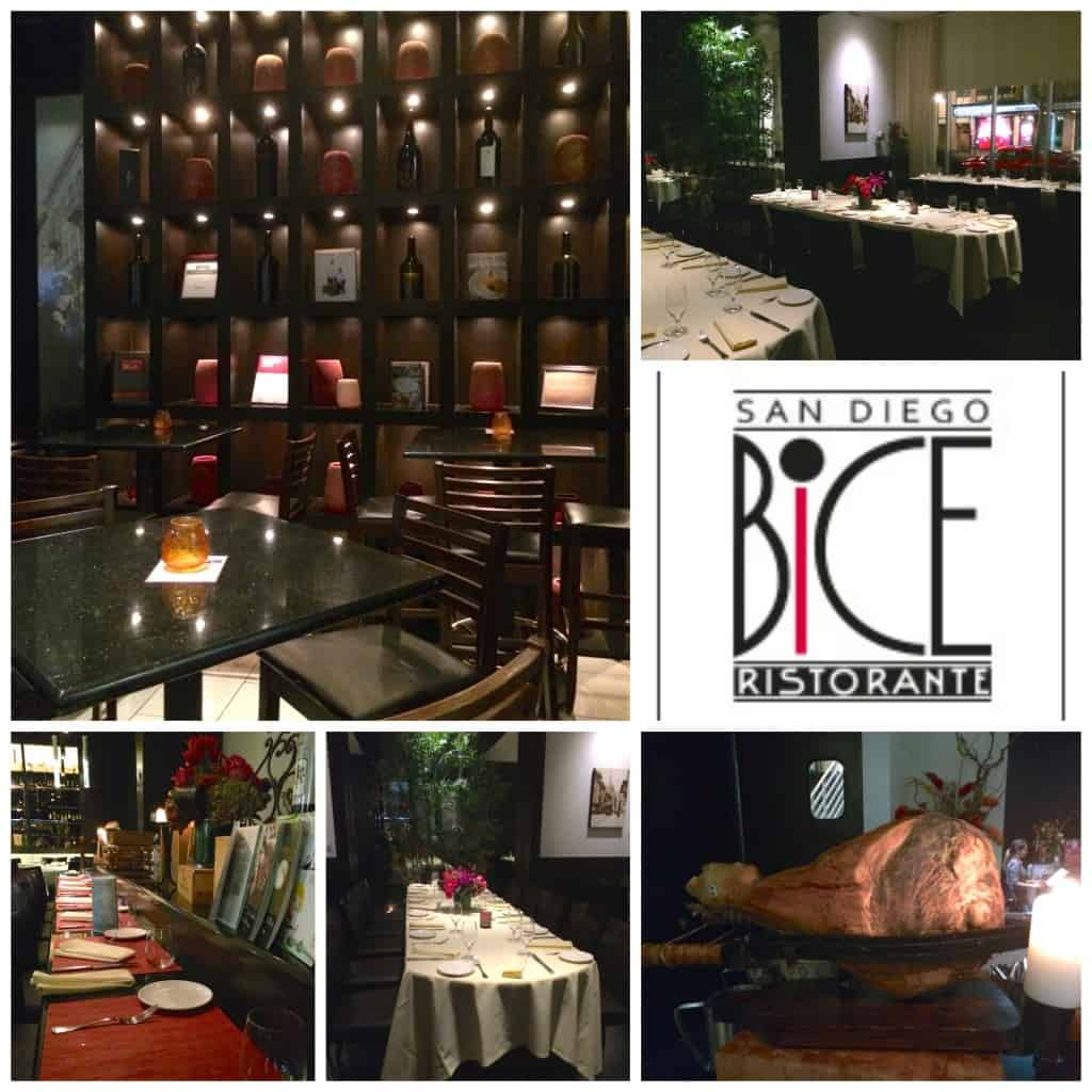 BiCE rooms collage