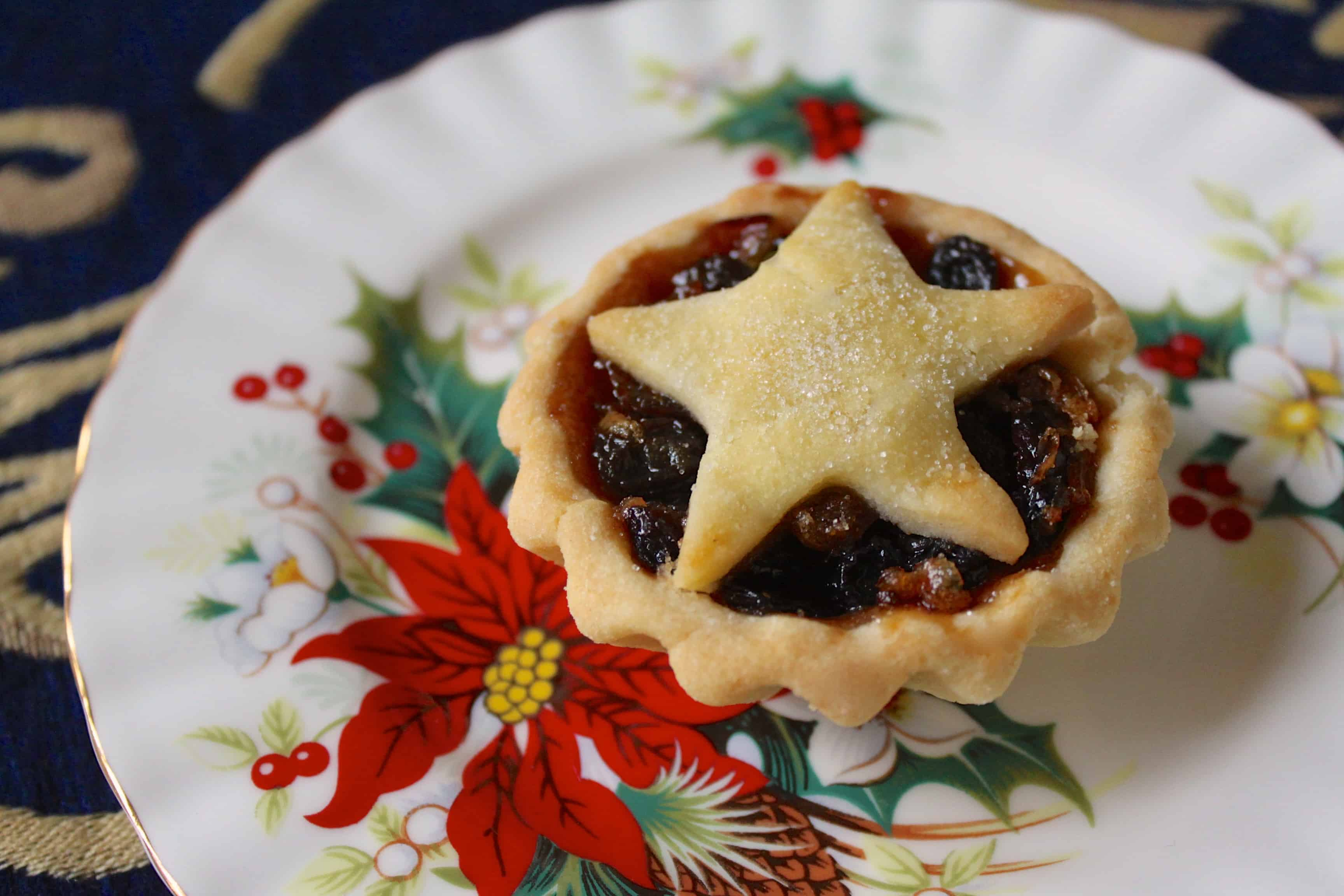 Mince pies mincemeat pies for a traditional british for English mincemeat recipe