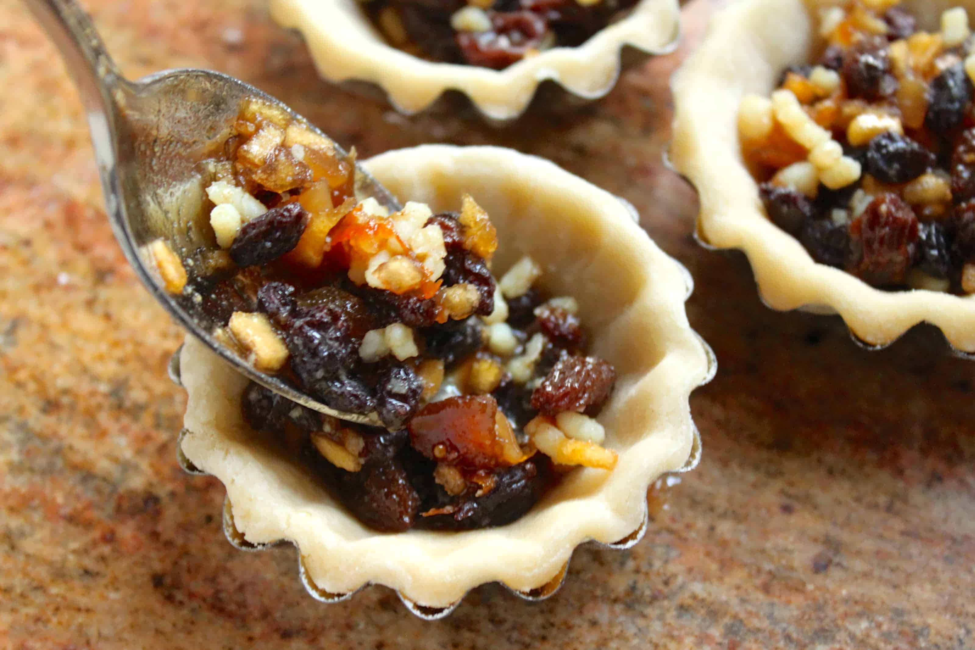 Mince pie recipe dishmaps for English mincemeat recipe