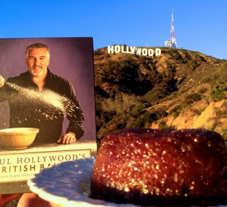 Paul Hollywood book and sign