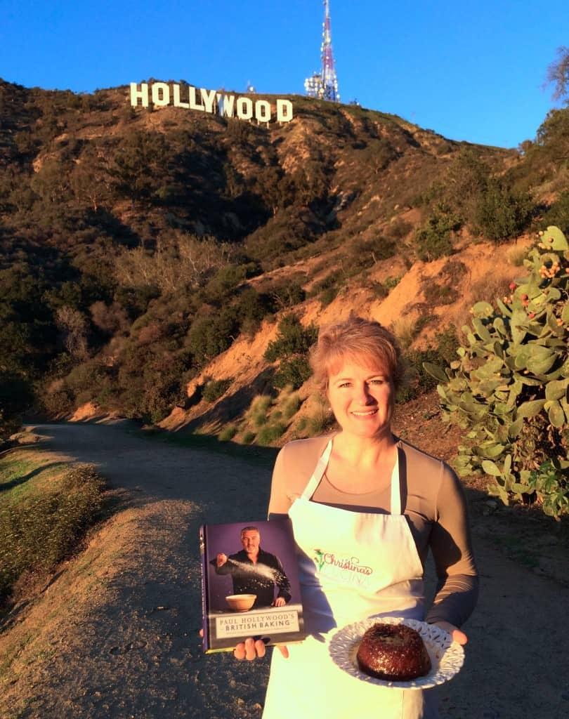 Christinas Cucina Paul Hollywood book sign