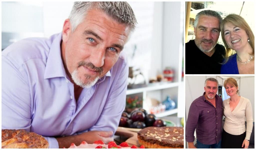 Paul Hollywood Collage