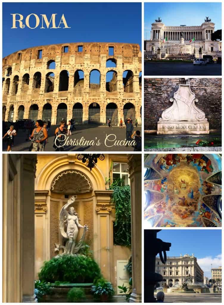 Roma-collage