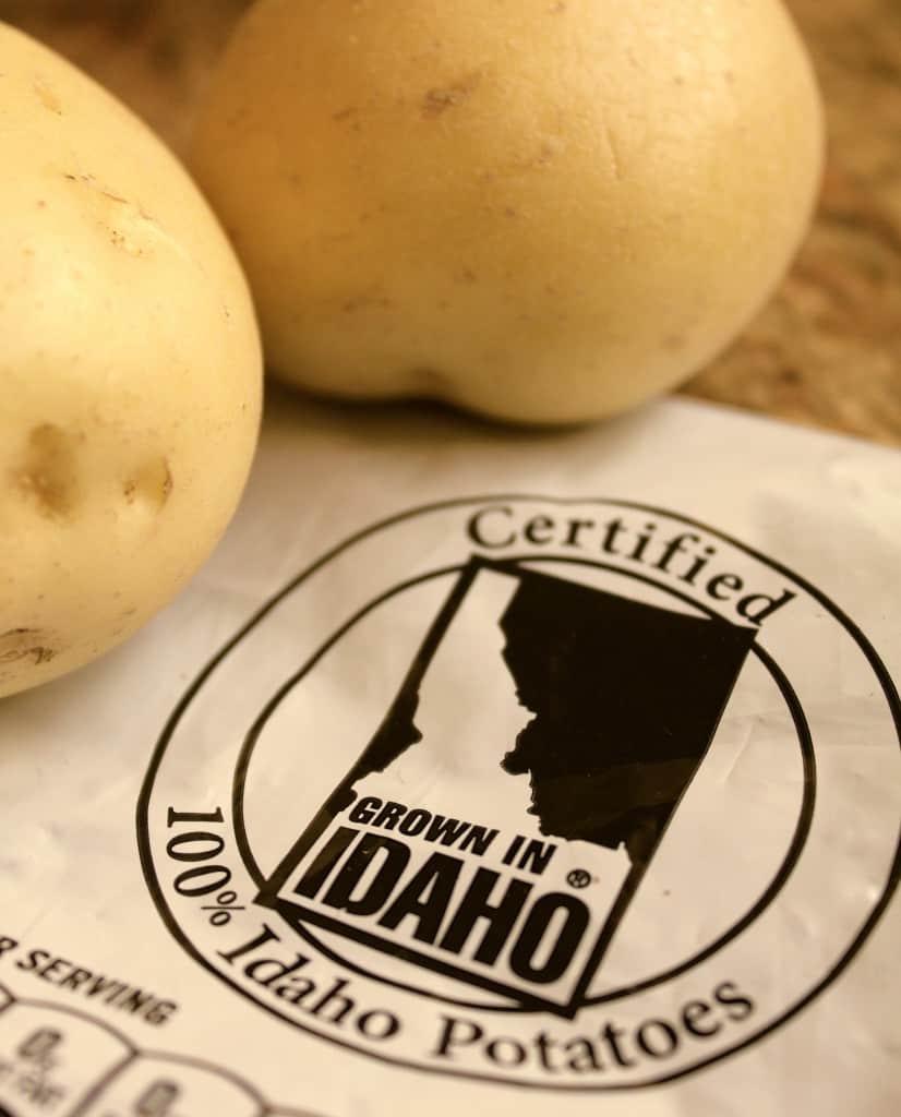 idaho potatoes logo