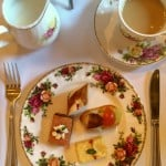 Afternoon Tea at the Millennium Biltmore, Downtown Los Angeles