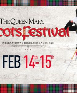 The Queen Mary Scots Festival & International Highland Games XXII