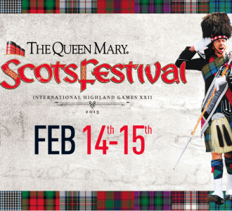 Scots Fest Queen Mary