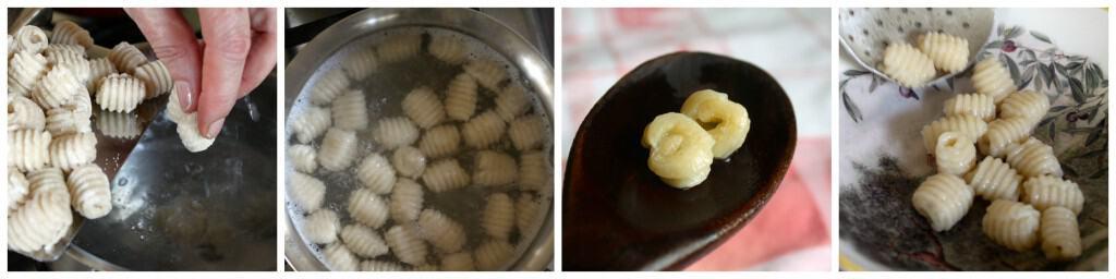 gnocchi-making