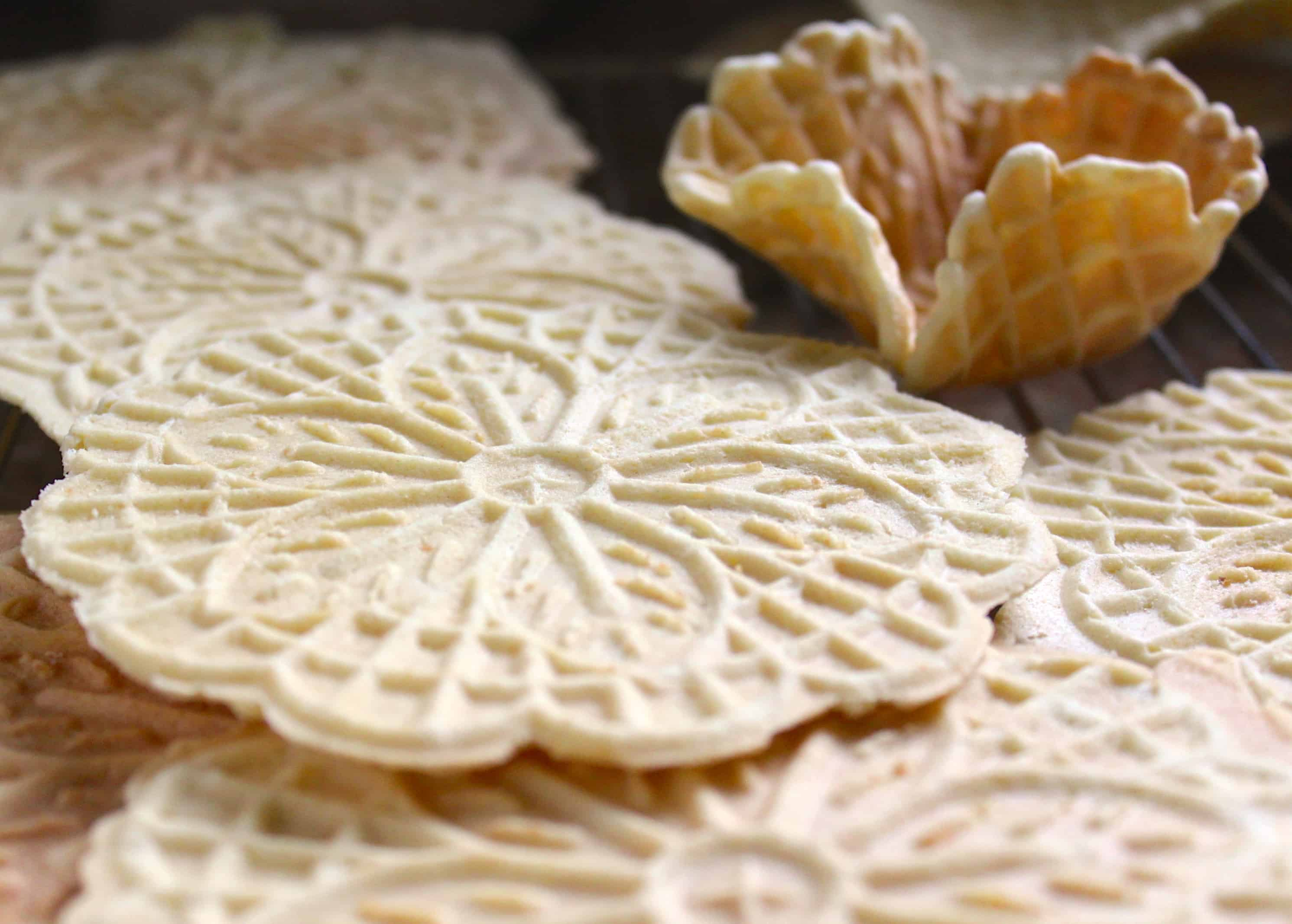 Pizzelle by Christina's Cucina
