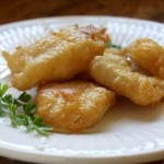 Deep Fried, Battered Salt Cod (Baccalà), Italian Style