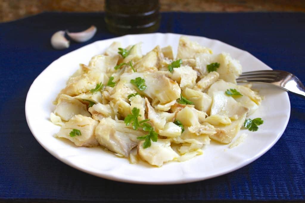 Insalata di Baccala Salad