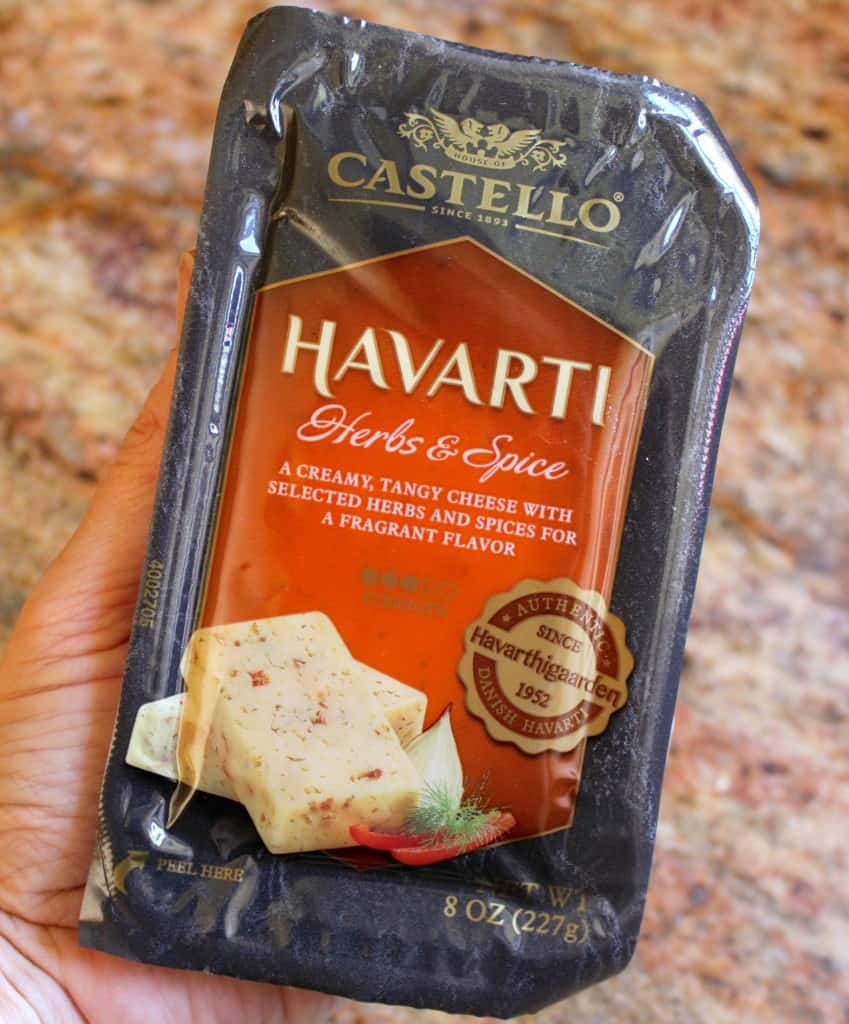 Castello Havarti Herbs & Spice Cheese