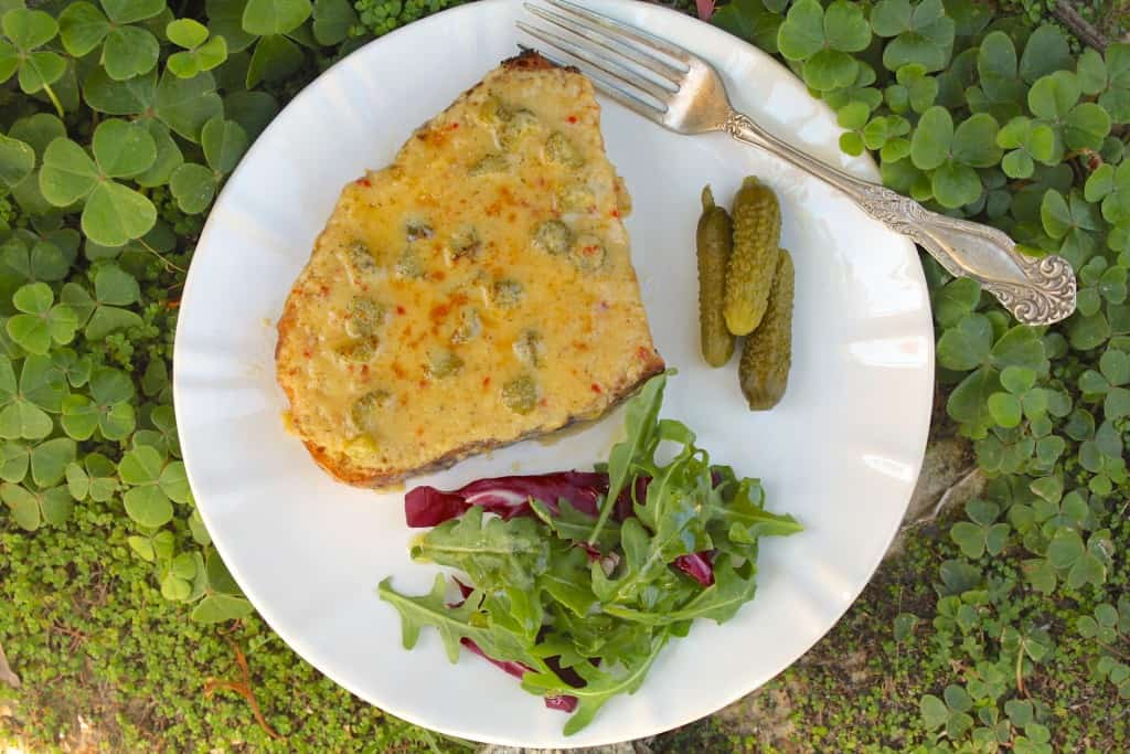 Irish Rarebit outside
