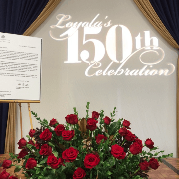 150th Celebration Loyola High School