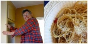 dad spaghetti