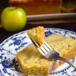 Cornbread Apple Loaf